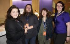 Jane Pollard, Iain Forsyth, Janine Marchessault & Sanja Obradovic