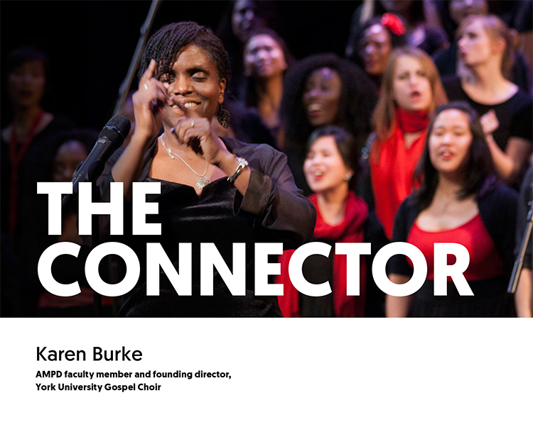 The Connector Karen Burke